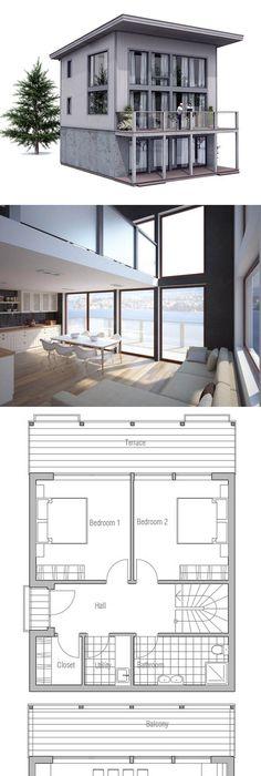 Switzerland Vallée de Joux Modern Wooden Home Design with Asymmetric