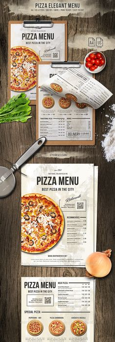 Modern Restaurant Food Menu Template Psd  Best Food Menu