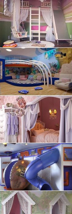These 17 Crazy Cool Bedrooms Will Give You Inspiration For Days If Youu0027re