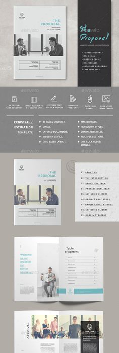 Software Proposal Template  Proposal Templates Proposals And