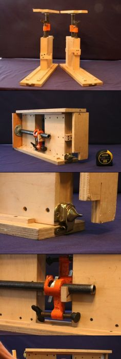Super Wicked Awesome Cabinet Jacks   Used To Hold Up Upper Cabinets When  Installing Kitchen Cabinets