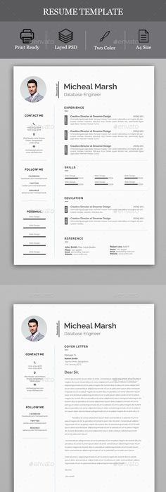 resume user experience template and cv template