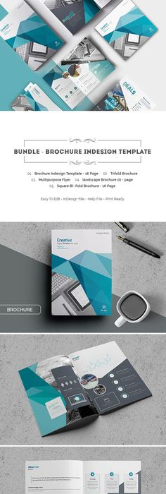Product Promotion Catalog Indesign Template Indesign Templates