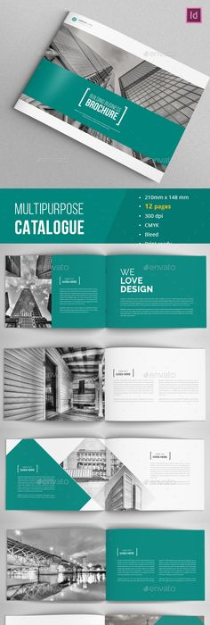 Digital Marketing  Advertising Agency Brochure Template Ai Indd