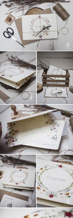 Libro guest book con tipografa elegante httpzankyoug invitaciones de boda ilustradas invitaciones de boda romnticas wedding stationery wedding invites altavistaventures Images