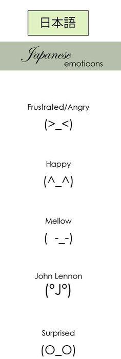 signification des smileys