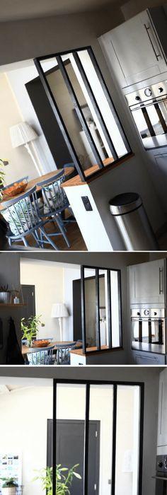 fabriquer une cloison ajour e en tasseaux de bois avec un coffre int gr entree pinterest. Black Bedroom Furniture Sets. Home Design Ideas