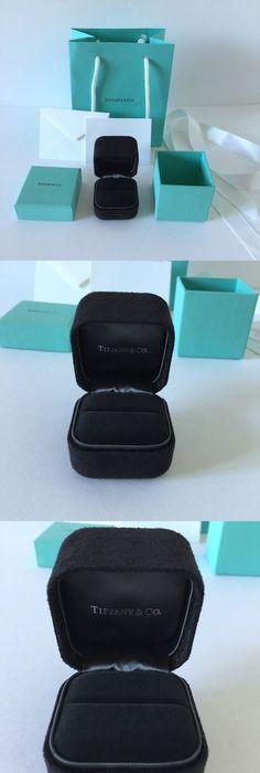 Jewelry Boxes 3820 Vintage Domed Cream Blue Flower Celluloid Velvet