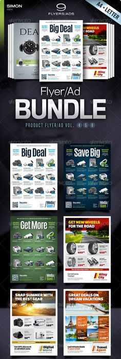 Supermarket  Product Promotion Flyer  Promotion Print Templates