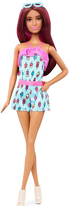 Ice Cream Outfit From The 2016 Barbie Fashionistas Line