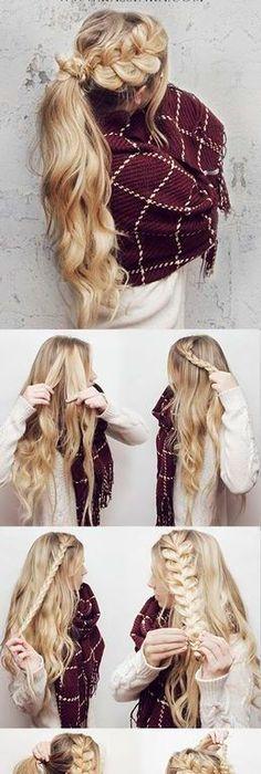Estos peinados son tan sencillos que incluso una nia puede hacerlos estos peinados son tan sencillos que incluso una nia puede hacerlos stylish hairstyles hair style and makeup solutioingenieria Choice Image