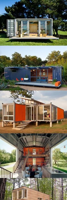 Wohnideen Container shipping container homes 166