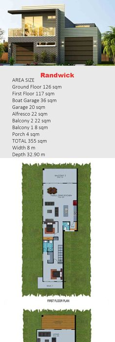 Kate Model A Modern Asian Architectural Designed 2-storey duplex - new blueprint architects pty ltd