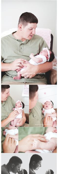 Daddy daughter love raleigh newborn photographer kimberly dierkhising photography newborn lifestyle photography