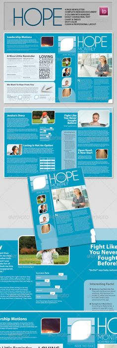 Catholic Parish And School Newsletter Template  Microsoft Word