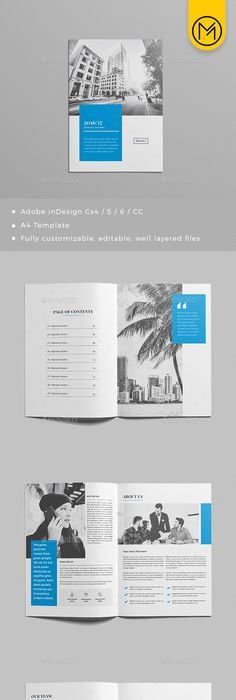 The Creative Brochure - Square | Brochures, Brochure template and ...