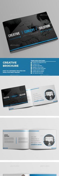 Company Profile Brochure Template InDesign INDD Download Here - Brochures template