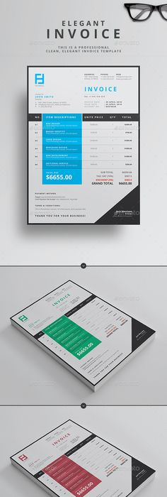 Proposal Template Microsoft Word Invoice  Stationery Printing Print Templates And Template