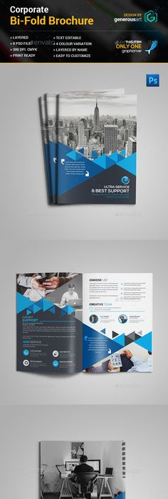Best Indesign Brochure Templates  For Creative Business