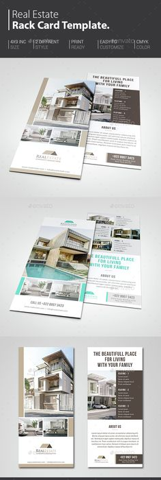 Real Estate Flyer Template  Real Estate Real Estate Flyers And