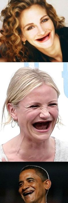 Toothless Smile - Pinterest