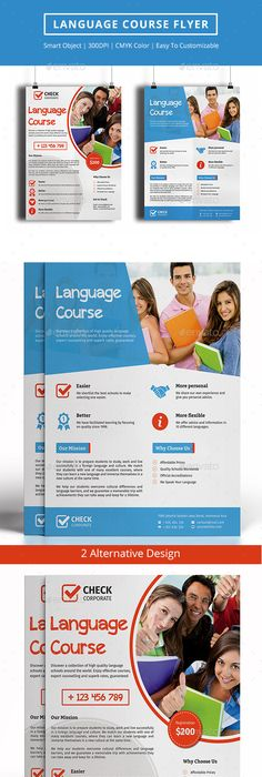 Flyer Learn English  Learning English English Lessons And Adobe