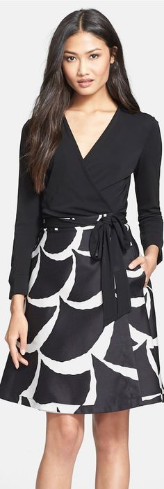 Agent Graphique zip-on clutch | Diane Von Furstenberg ...
