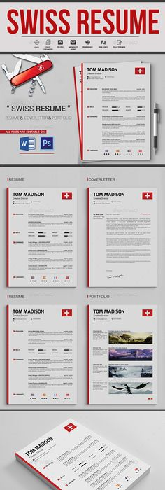 Sleek Resume Template  Template Stationery Templates And Resume Cv