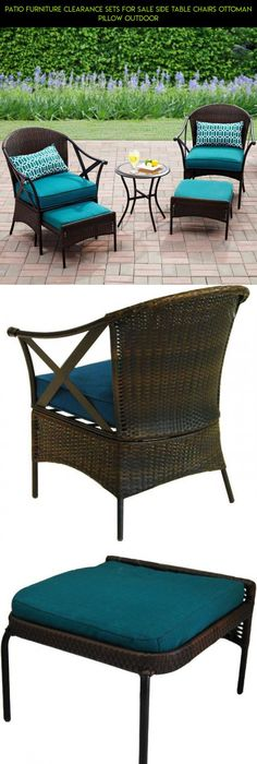 mcombo two black wicker ottoman chairs diy outdoor sofa patio