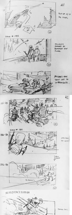 Jim Woo  Canadian Storyboard Artist Veteran  Amazing Storyboard