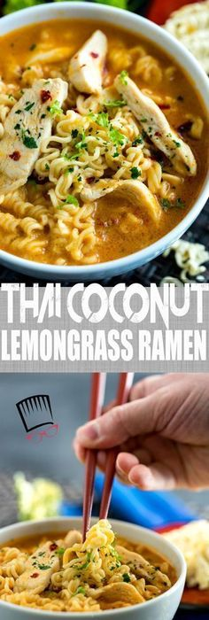 17 diy ramen recipes thatll make you forget about instant noodles thai coconut lemongrass ramen soup recipe comfort food fall food soup recipe forumfinder Images