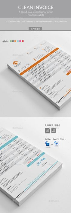 Invoice Template To Download Awesome Invoice Template  Template And Business Cards