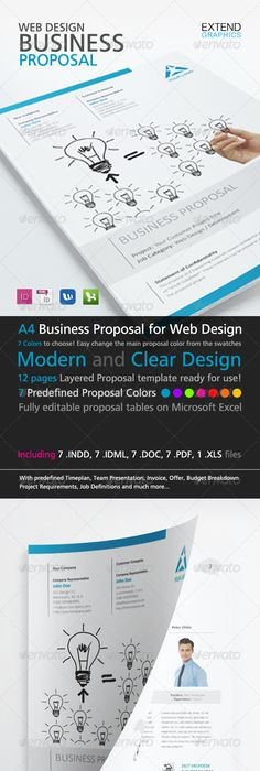 Spacious Business Proposal Template Pptx Psd Business Proposal