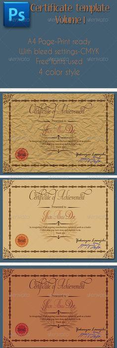 Modern Classy diploma award Certificate Certificate, Template and - fresh google doc certificate template