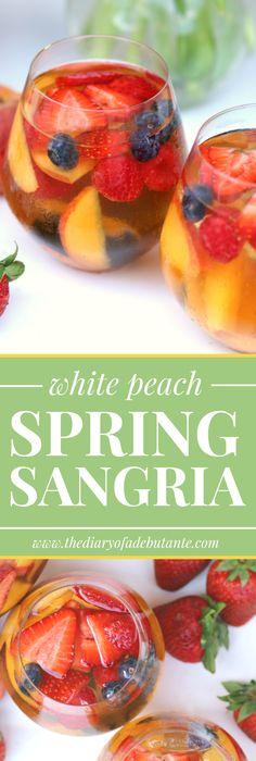 Woodbridge Winter White Cranberry Sangria | A blast in a glass ...
