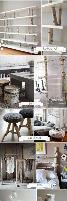 Diy decoration bouleau by krista s