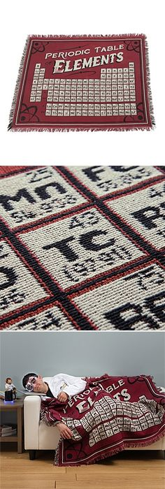 Have you ever seen such a snuggly periodic table the yarn have you ever seen such a snuggly periodic table the yarn scientist blankets pinterest periodic table yarns and blanket urtaz Image collections
