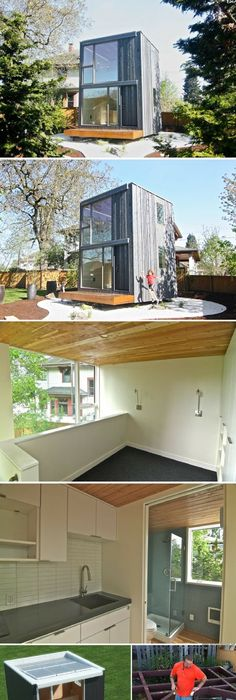 agreeable tiny house portland oregon. The 359 tiny house  designed by Path Architecture of Portland Oregon A that can be manually rotated to face the sun Tiny House Movement Could You Do It Metal cladding