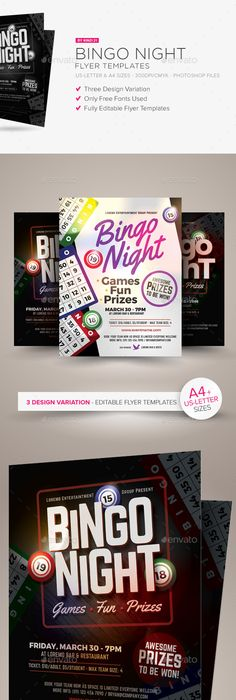 Parents Night Out Flyer Templates  Parent Night Flyer Template