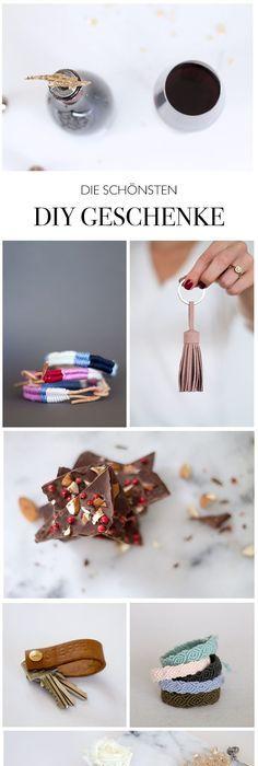 Die Schönsten Weihnachtsgeschenke Zum Selber Machen diy mini quasten selber machen diys gifts and craft