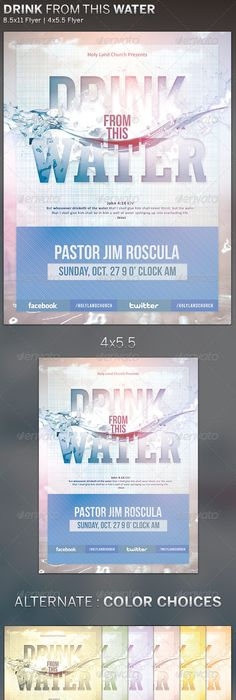 Arise Church Flyer Template  Flyer Template Template And Churches