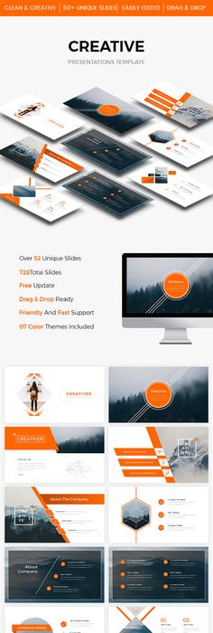 Company PowerPoint Presentation Template PowerPoint Templates - Presentations Template