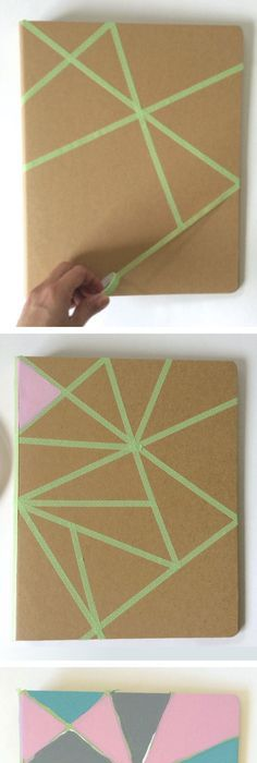 & DIY Back To School Supplies | Chalkboards School and Check