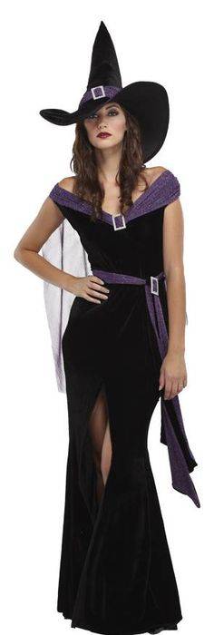 Witch Sexy Md Large Witches and Products - female halloween costumes ideas