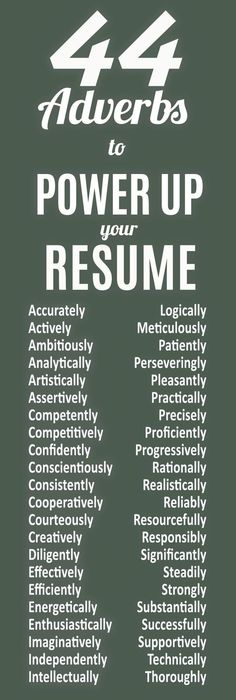 Resume/cover letter key words | Werk | Pinterest | Resume cover ...