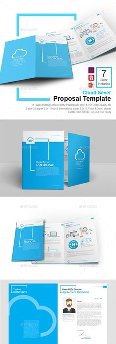 Minimal Proposal Template Proposal Templates Template And Ai