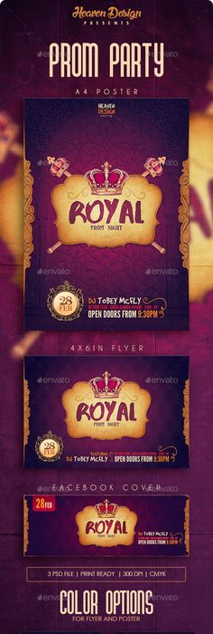 The Queen Party Flyer Party Flyer Flyer Template And Template
