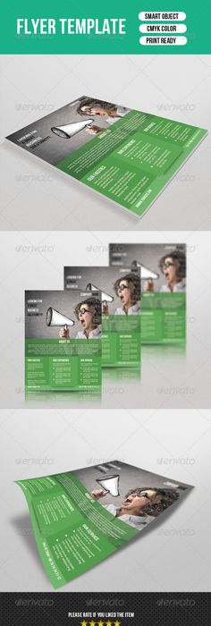 Business Flyer Template  Business Flyer Templates Business