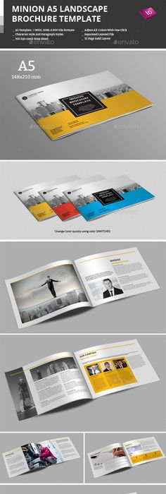 a5 landscape content marketing brochure brochures content marketing and a5