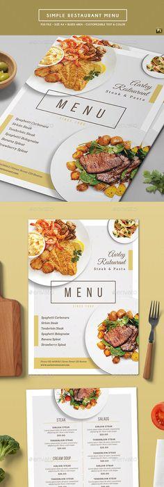 Menu  Id  French Restaurant Menu Restaurant Menu Template And